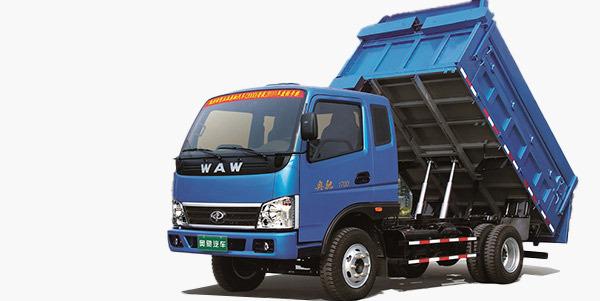 奥驰汽车奥驰自卸式垃圾车