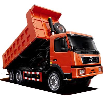 大运DYX3253(矿用型)自卸车