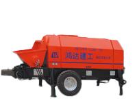 鸿达HBT-S阀系列拖泵高清图 - 外观