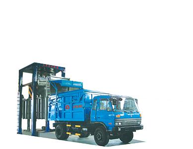 鸿达HDT5070ZYS垃圾压缩车高清图 - 外观