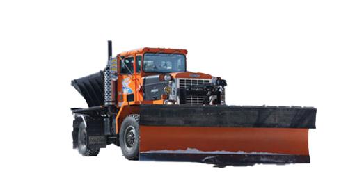 豪士科MPT 系列除雪机械