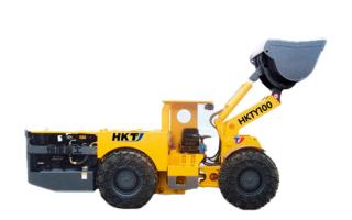 恒康HKTY-100电动装载机