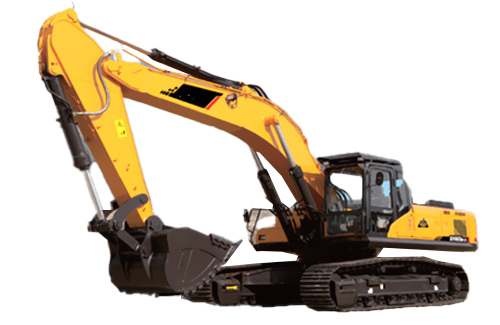 恒岳重工HY465-8挖掘机