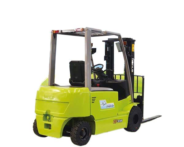 恒叉EF335蓄电池平衡重式叉车高清图 - 外观