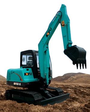 开元KY50C液压挖掘机