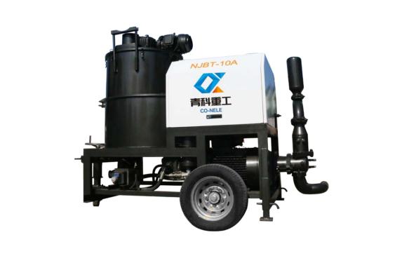 青科重工NJBT-10A灌浆泵