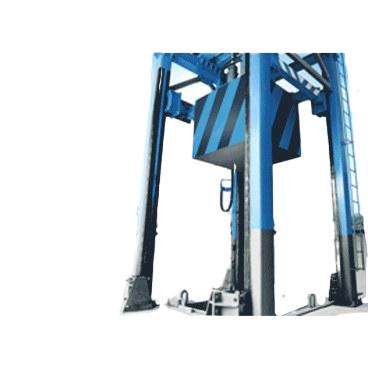 中联重科YJC400D垂直站高清图 - 外观