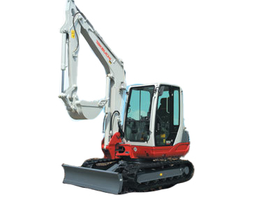 竹内TB250小型挖掘机