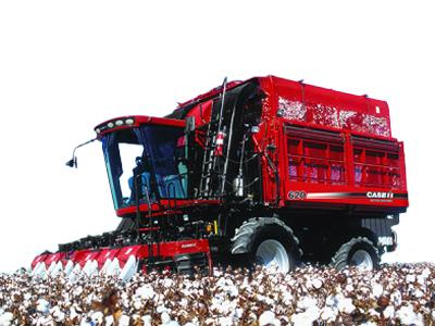 凯斯纽荷兰Cotton Express 420采棉机