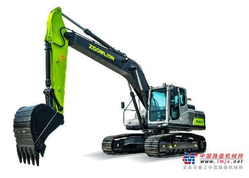 中联重科ZE215E-10履带式液压挖掘机