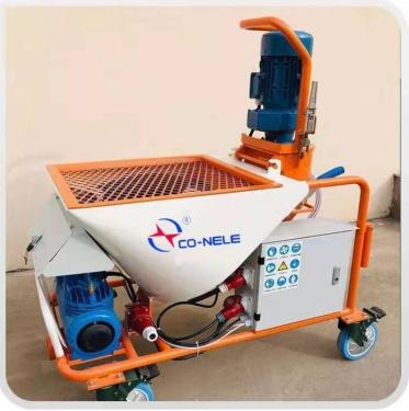 青科重工N5喷浆泵