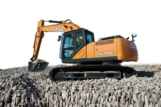 凯斯CX210C履带式挖掘机