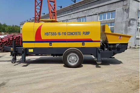 新賽機械HBTS80-13-132電動泵高清圖 - 外觀
