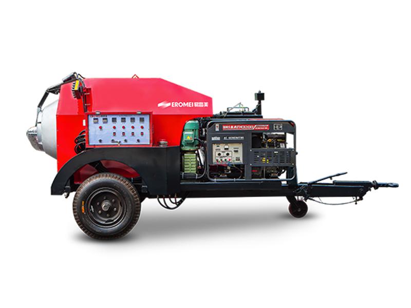 易路美HOTBOX-S1000热再生养护车高清图 - 外观