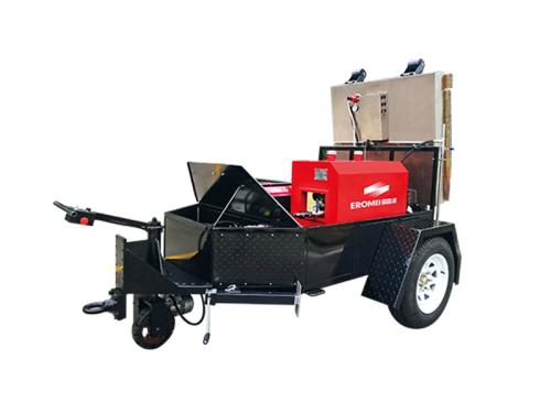 易路美AR-E1400- Ⅱ拖挂自走式加热再生修补机
