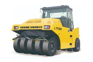 洛阳路通LTP20H全液压轮胎压路机