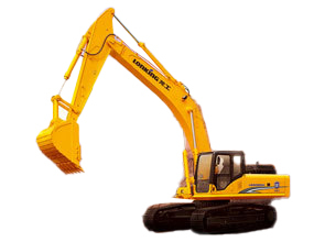 龙工LG6245H液压挖掘机