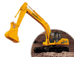 龙工LG6285液压挖掘机