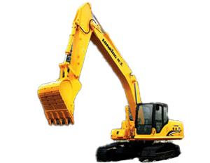 龙工LG6235H挖掘机高清图 - 外观