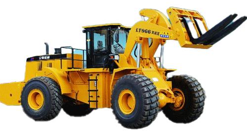 立藤28吨LT966叉装车