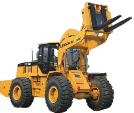 立藤16吨LT953叉装机叉装车