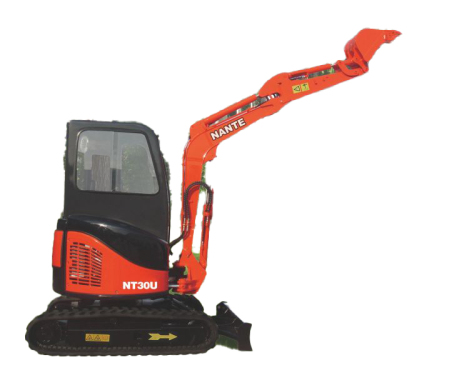 南特NT30U挖掘机