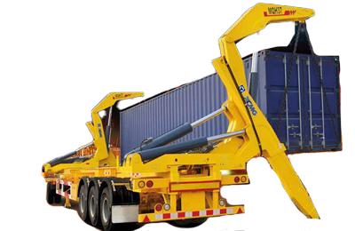 徐工MQH37A集装箱自装卸平台高清图 - 外观