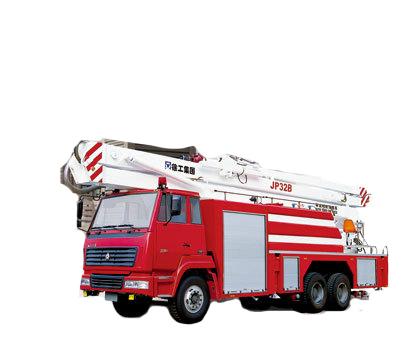 徐工JP32B举高喷射消防车