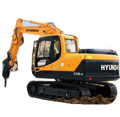 现代重工R110-9挖掘机