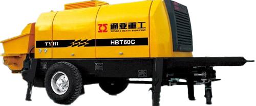 通亚汽车HBT60C-1613-90S拖泵高清图 - 外观