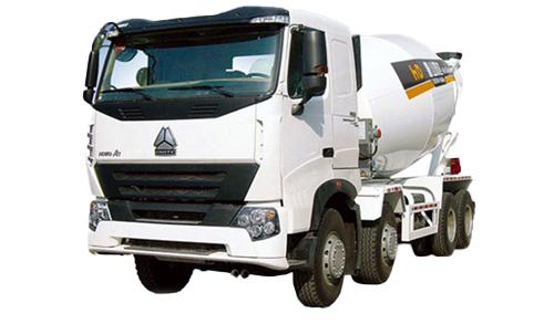 唐鸿重工XT5313GJBA732S解放搅拌运输车高清图 - 外观