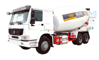 唐鸿重工XT525*GJBZZ**豪泺系列搅拌运输车