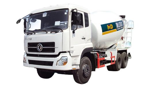 唐鸿重工XT525*GJBEQ*重汽东风系列搅拌运输车