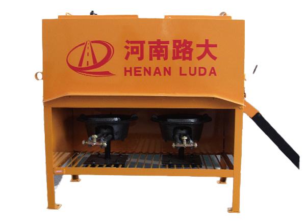 路大LD-HL115A型热熔釜高清图 - 外观