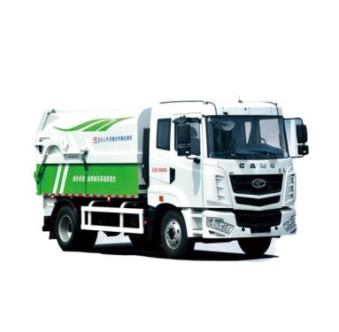 星马AH5160ZDJ0L5压缩式对接垃圾车