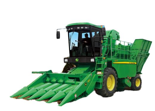约翰迪尔农机玉米收获机