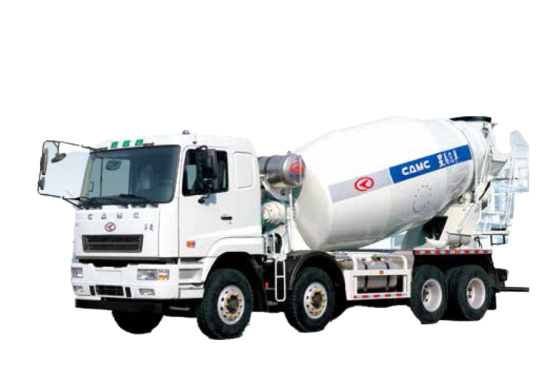 星马AH5310GJB4L58×4 系列 混凝土搅拌车