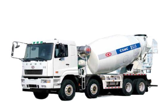 星马AH5311GJB1L5搅拌运输车