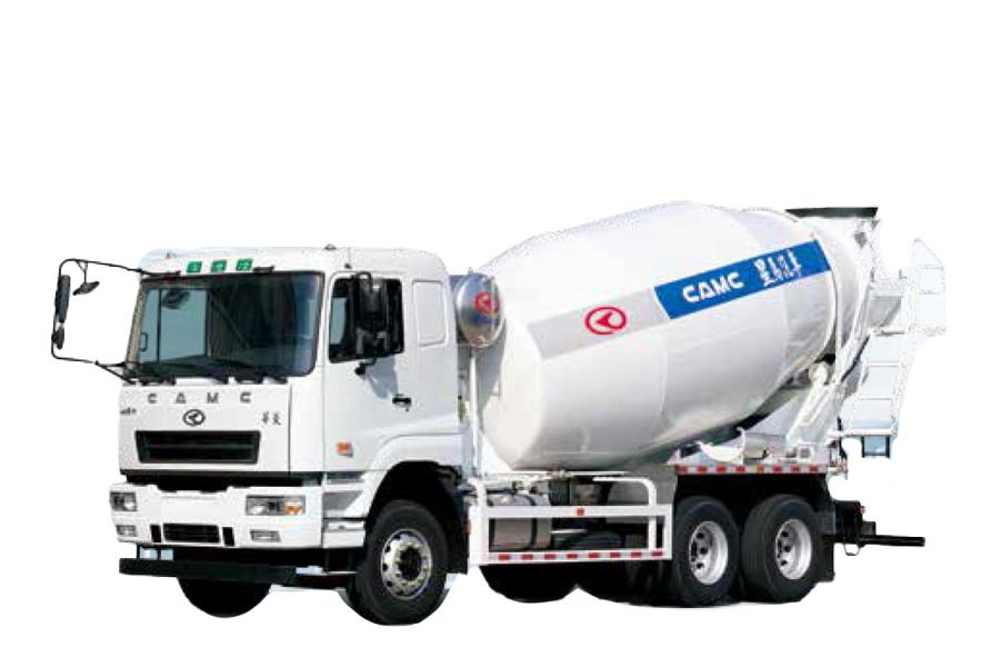星马AH5252GJB5L66×4系列(国六)混凝土搅拌车