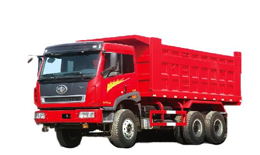 青岛解放新大威 6×4自卸车(重载型)
