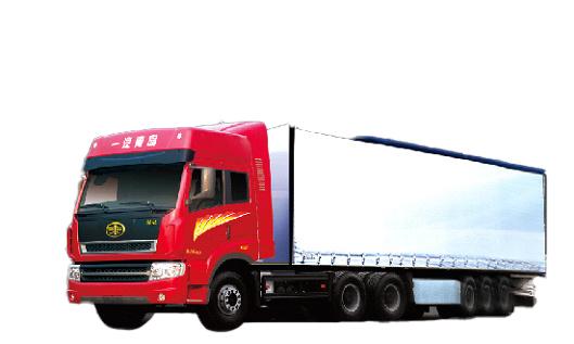 青岛解放新大威 6×4牵引车(标载复合)