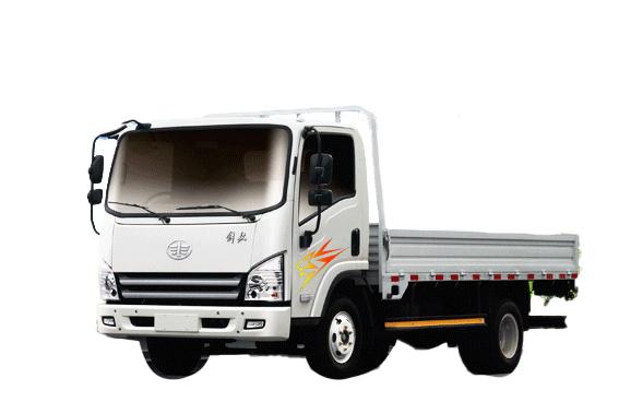 青岛解放虎V4x2加强版载货车