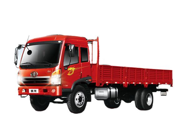 青岛解放赛龙 4×2载货车(城际物流)