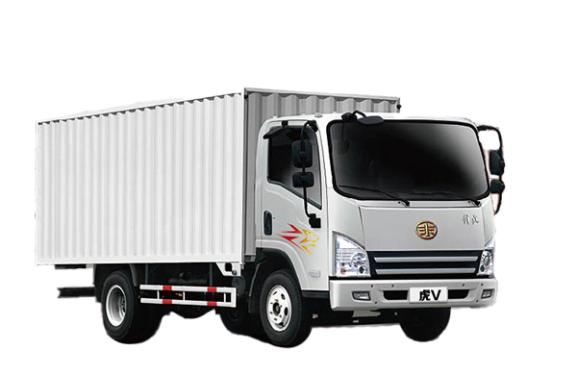 青岛解放虎V4x2载货车(经济版)