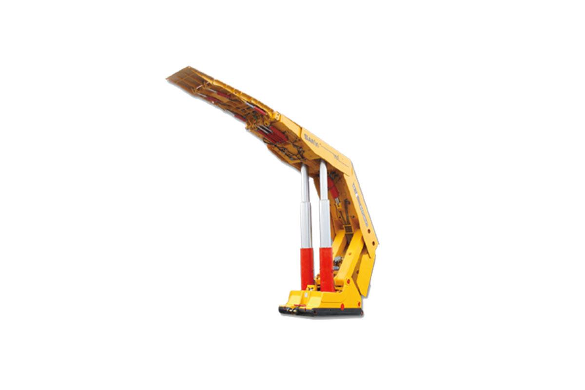 三一重工高强支护装置高清图 - 外观