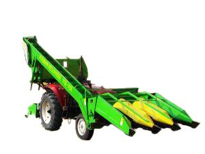 时风玉米收获机玉米收获机高清图 - 外观