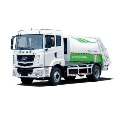 星马AH5160ZYS0L5压缩式垃圾车
