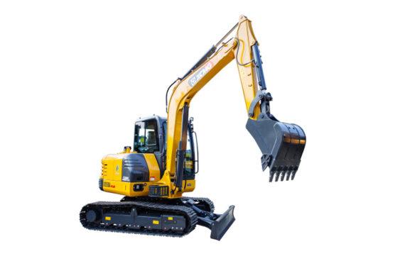 徐工XE55DA PLUS小型挖掘机