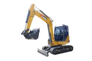 徐工XE55DA小型挖掘机