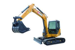 徐工XE65DA小型挖掘机